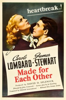Made for Each Other movie poster (1939) poster MOV_6781d409