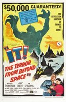 It! The Terror from Beyond Space movie poster (1958) picture MOV_6785d865
