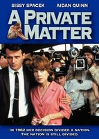 A Private Matter movie poster (1992) picture MOV_67865843