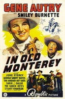 In Old Monterey movie poster (1939) picture MOV_8995464a