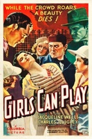 Girls Can Play movie poster (1937) picture MOV_678ba913