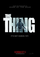 The Thing movie poster (2011) picture MOV_67940509