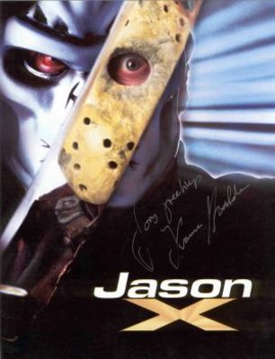 Jason X movie poster (2001) poster MOV_67942694