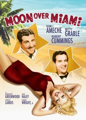 Moon Over Miami movie poster (1941) poster MOV_67984e32