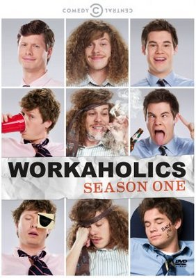 Workaholics movie poster (2010) poster MOV_679be390