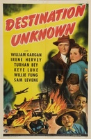 Destination Unknown movie poster (1942) picture MOV_679e3fd7