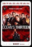 Ocean's Thirteen movie poster (2007) picture MOV_67a24a48