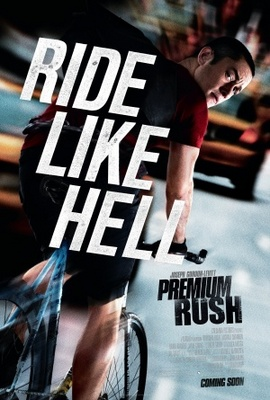 Premium Rush movie poster (2012) poster MOV_67ae23a0