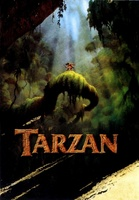 Tarzan movie poster (1999) picture MOV_67bda823