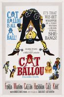 Cat Ballou movie poster (1965) picture MOV_67cb87d8
