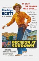 Decision at Sundown movie poster (1957) picture MOV_67cd280a