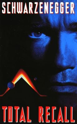 Total Recall movie poster (1990) poster MOV_67d02dd6