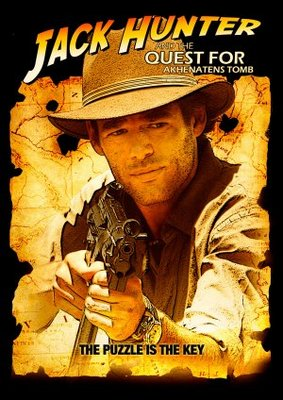 Jack Hunter and the Lost Treasure of Ugarit movie poster (2008) poster MOV_67d7f9d3