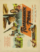 Tomahawk Trail movie poster (1957) picture MOV_67dc12cb