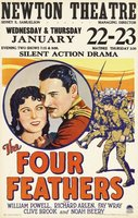 The Four Feathers movie poster (1929) picture MOV_67de16c8