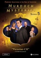 Murdoch Mysteries movie poster (2008) picture MOV_cfbd3ff2