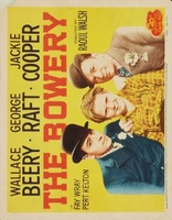 The Bowery movie poster (1933) picture MOV_67e58117