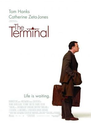 The Terminal movie poster (2004) poster MOV_67e5bbce
