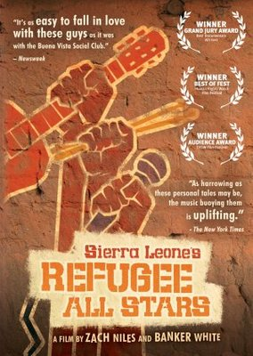 The Refugee All Stars movie poster (2005) poster MOV_67e846f4