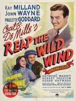 Reap the Wild Wind movie poster (1942) picture MOV_67f50d05