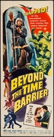 Beyond the Time Barrier movie poster (1960) picture MOV_67f54442
