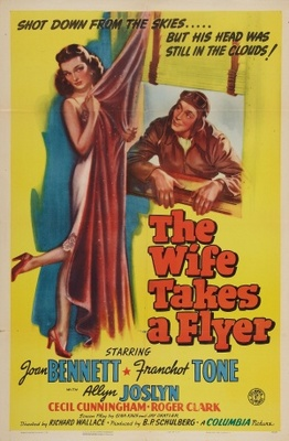The Wife Takes a Flyer movie poster (1942) poster MOV_67f57007