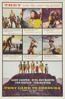 They Came to Cordura movie poster (1959) picture MOV_67feef22