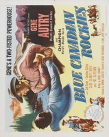 Blue Canadian Rockies movie poster (1952) picture MOV_67fff81a