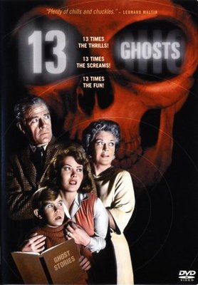 13 Ghosts movie poster (1960) poster MOV_680079b6