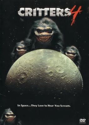 Critters 4 movie poster (1991) poster MOV_6800d990