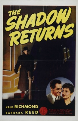 The Shadow Returns movie poster (1946) poster MOV_6807d4b9