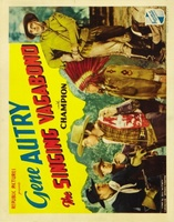 The Singing Vagabond movie poster (1935) picture MOV_6810357c