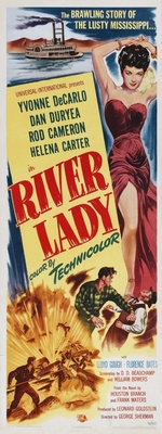 River Lady movie poster (1948) poster MOV_6810ad88