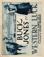Western Luck movie poster (1924) picture MOV_68125ecb