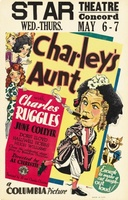 Charley's Aunt movie poster (1930) picture MOV_68141488