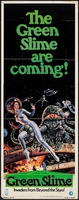 The Green Slime movie poster (1968) picture MOV_681459d1