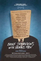 Brief Interviews with Hideous Men movie poster (2009) picture MOV_682185cd