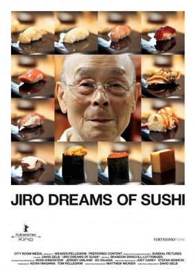 Jiro Dreams of Sushi movie poster (2011) poster MOV_68231f69