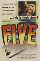 Five movie poster (1951) picture MOV_68258e86