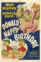 Donald's Happy Birthday movie poster (1949) picture MOV_682bc9b7