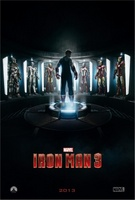 Iron Man 3 movie poster (2013) picture MOV_68341a4f