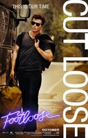 Footloose movie poster (2011) picture MOV_683dd292