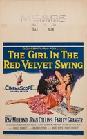 The Girl in the Red Velvet Swing movie poster (1955) picture MOV_683e4d7f