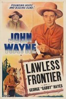 The Lawless Frontier movie poster (1934) picture MOV_68448dff