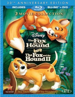 The Fox and the Hound movie poster (1981) poster MOV_684664b7