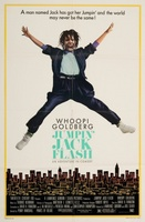 Jumpin' Jack Flash movie poster (1986) picture MOV_68470b5f
