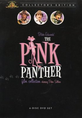 Curse of the Pink Panther movie poster (1983) poster MOV_6847ee78