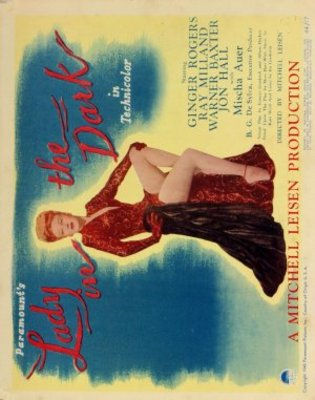 Lady in the Dark movie poster (1944) poster MOV_68493695