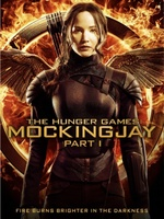 The Hunger Games: Mockingjay - Part 1 movie poster (2014) picture MOV_6849bc2c