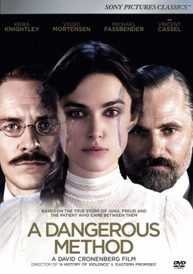 A Dangerous Method movie poster (2011) poster MOV_684a7881